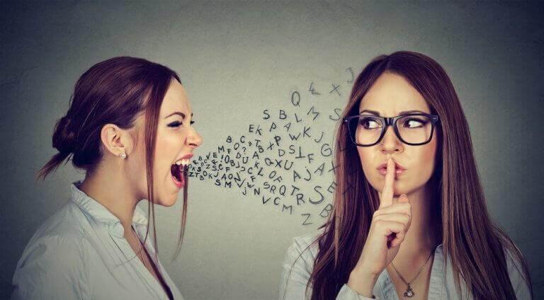 Saber quando falar e quando calar