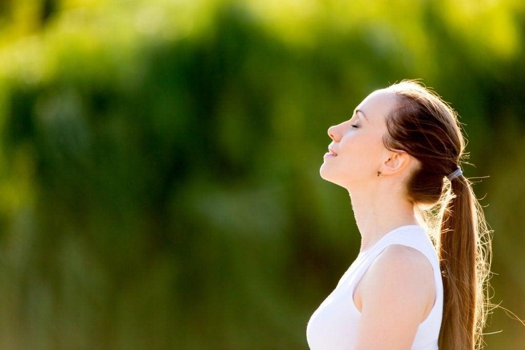 Exercícios de respiração para relaxar