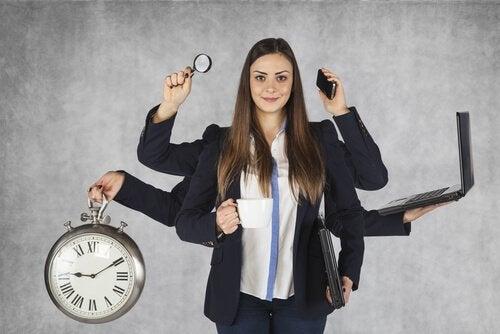 O que é um workaholic?