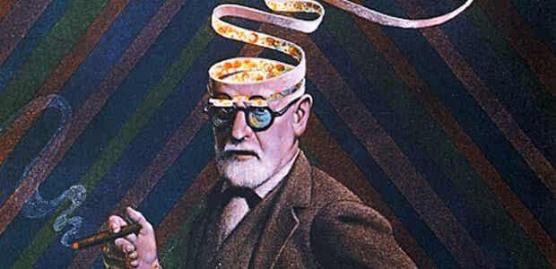A teoria da personalidade de Sigmund Freud