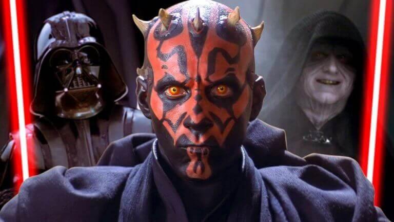 Siths em Star Wars