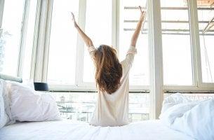 Conselhos para evitar acordar cansado