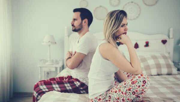4 tipos de crises comuns nos casais estáveis