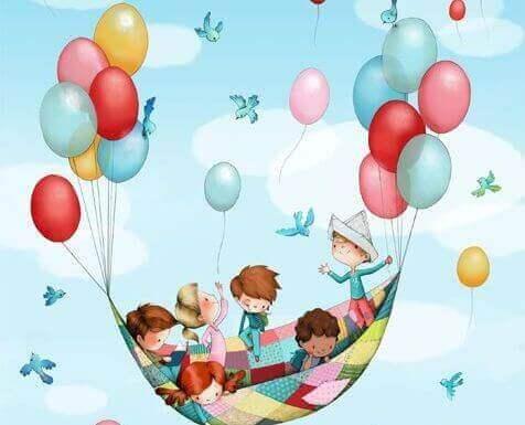 Dar asas aos sonhos das crianças