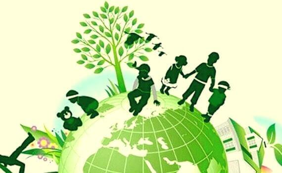 Convivência pacífica e sustentável