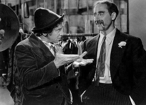 As 5 melhores frases de Groucho Marx