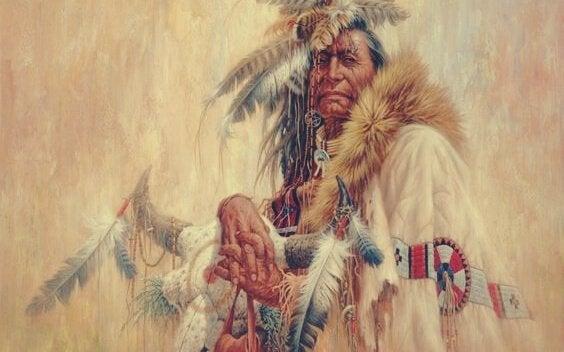 """Wetiko, o """"vírus"""" do egoísmo segundo os nativos americanos"""