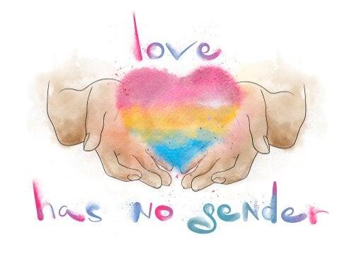 O amor não tem gênero