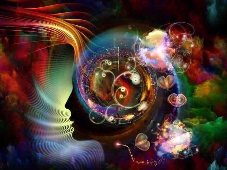 O maravilhoso mundo da psique humana