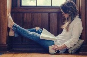 Benefícios da leitura diária