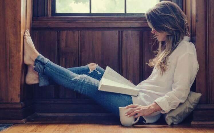 7 benefícios da leitura diária