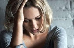 Sintomas iniciais da ansiedade