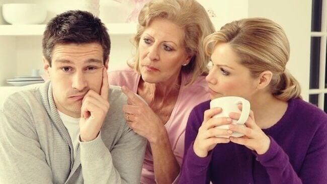 Quando a família afeta o relacionamento do casal