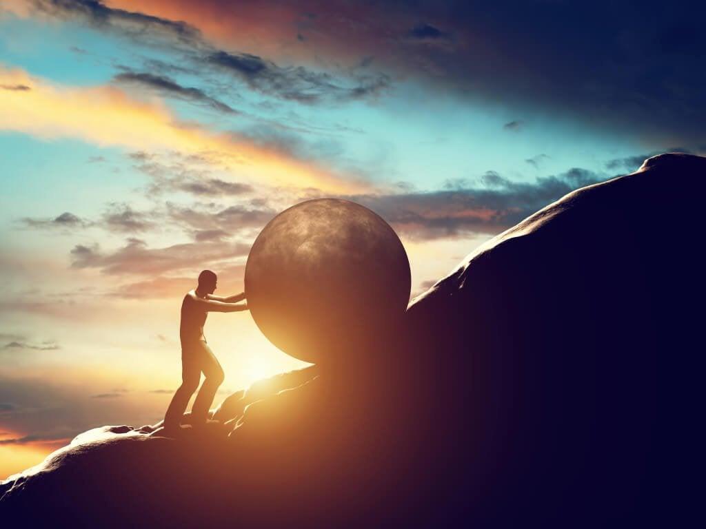 Esforço e perseverança