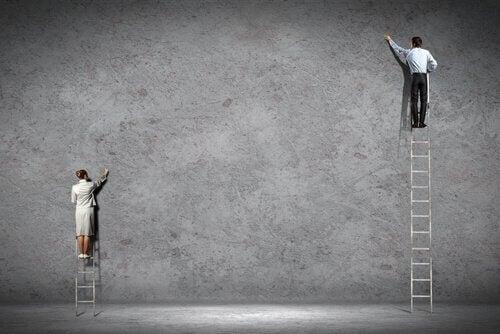 A liderança e a discriminação feminina