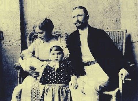 Karen Horney e seus pais