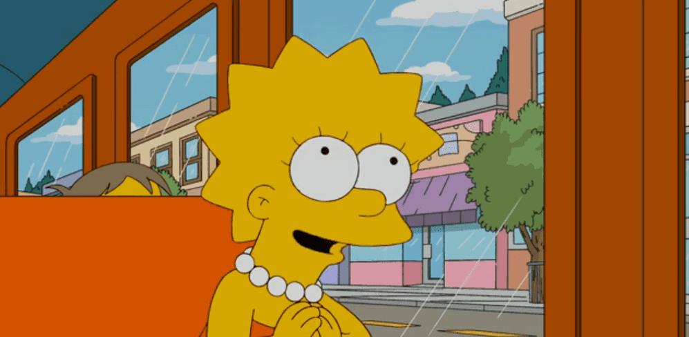 Lisa Simpson, o castigo de ser inteligente