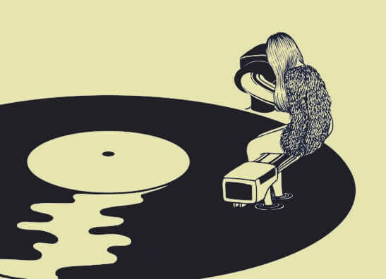 A música do amor