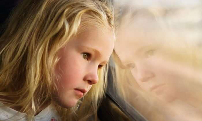 Filhos de mães deprimidas