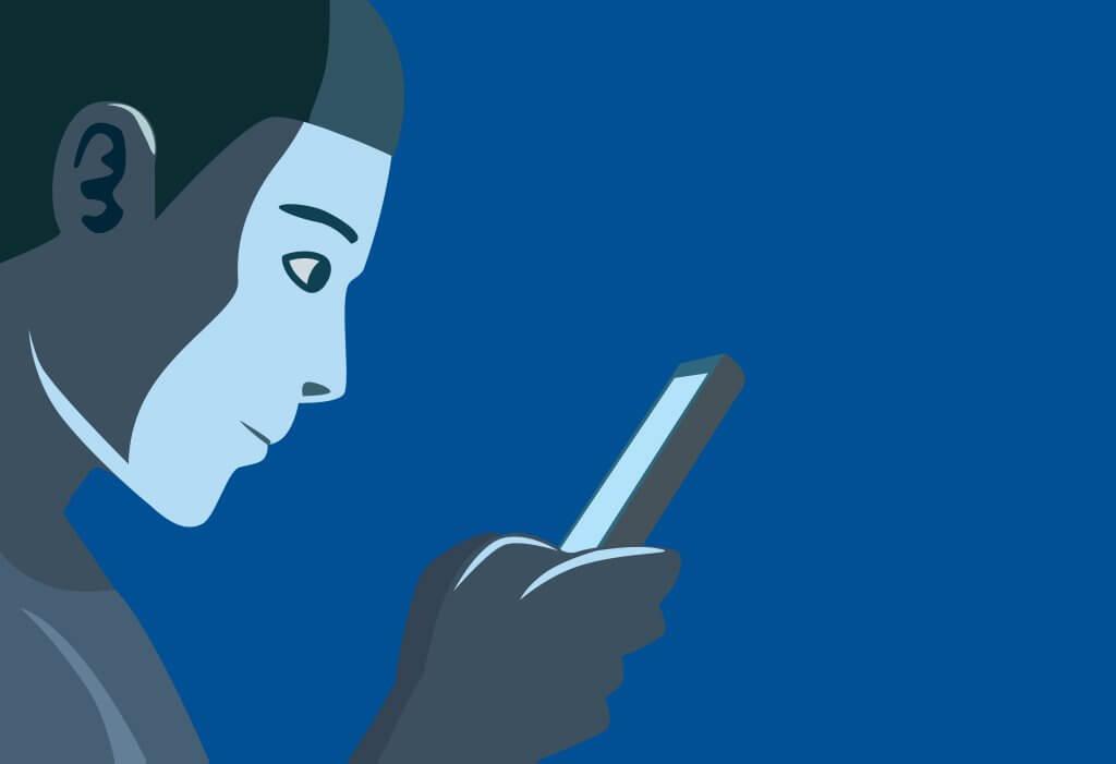 As mentiras nas redes sociais