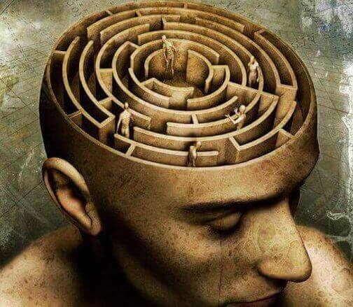Os labirintos do cérebro humano