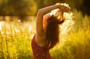 Mudança de atitude para ser mais feliz