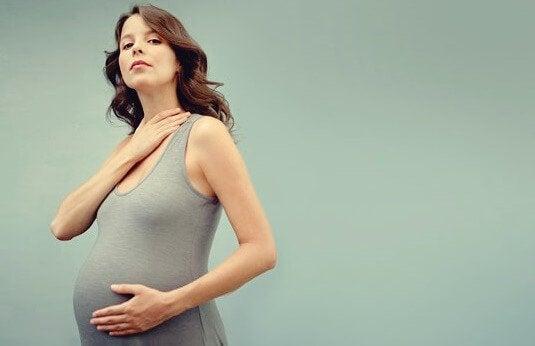 A relação entre tireoide e gravidez