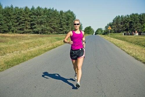Benefícios do power walking