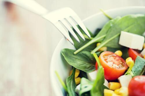 Salada variada