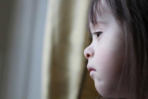 Criança com deficiência intelectual