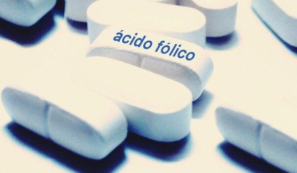Benefícios do ácido fólico