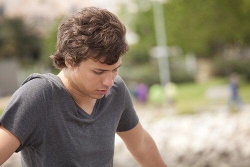 Adolescente em conflito