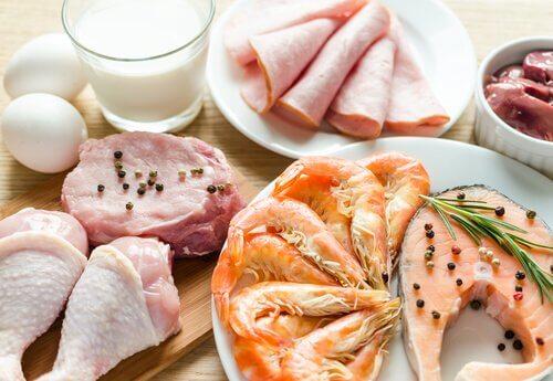 Alimentos ricos em triptofano para produzir serotonina
