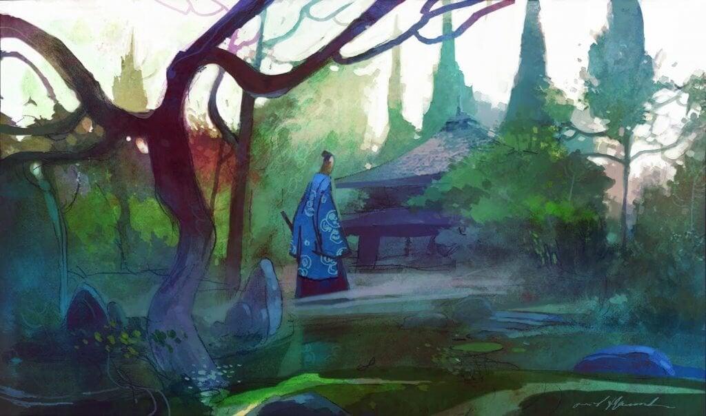 História zen inspiradora