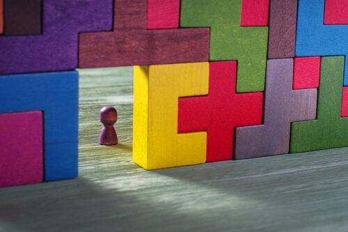 O que é o efeito tetris?