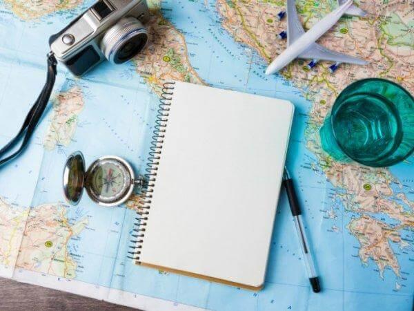 Planejar uma viagem