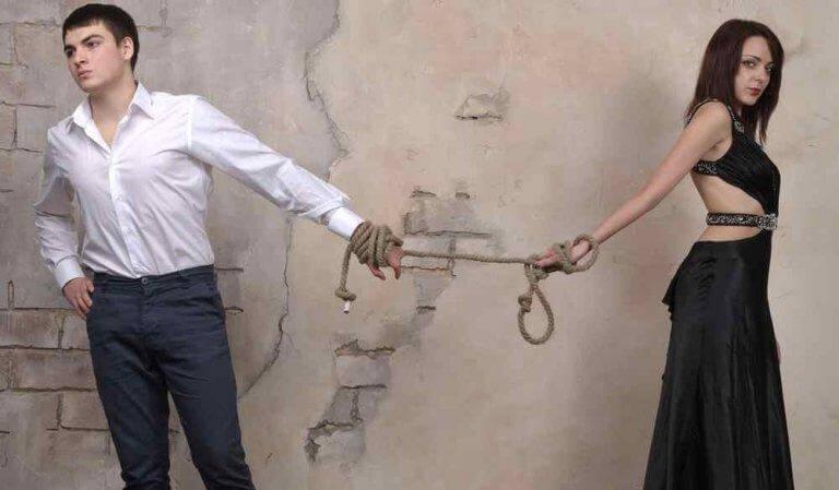 A dependência nos relacionamentos