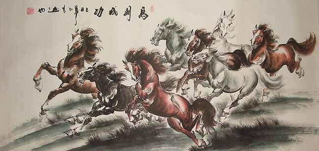 O cavalo perdido