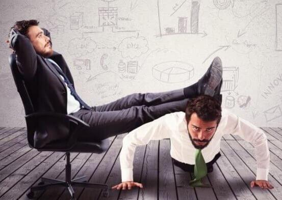 O conformismo no ambiente de trabalho