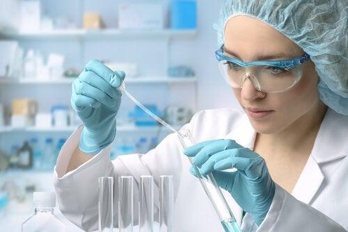 Pesquisas científicas para curar doenças