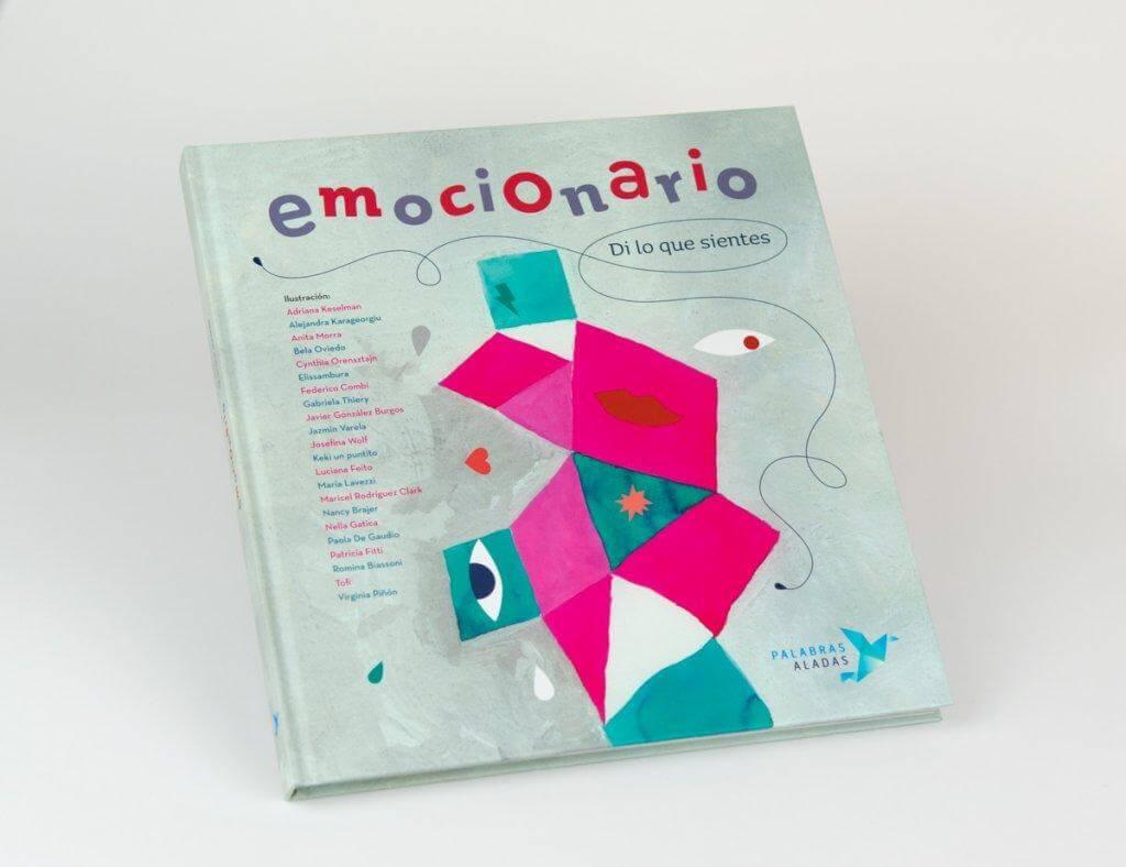 Emocionário: um livro maravilhoso de educação emocional