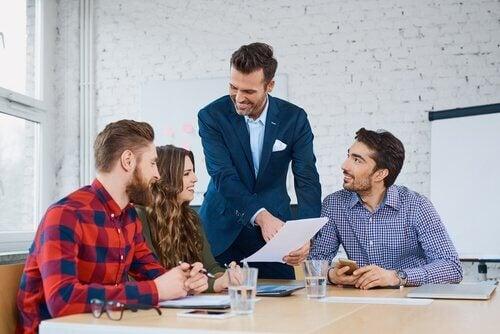 Exercer uma liderança consciente no trabalho