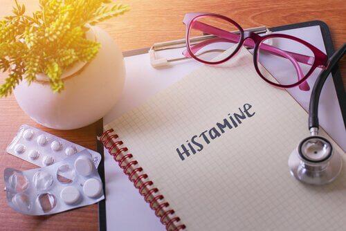 Histamina: características e funções