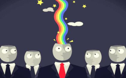Pensar diferente: uma ousadia com grandes benefícios