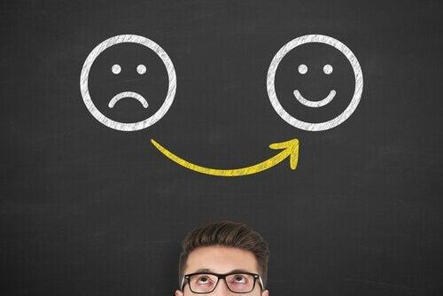 Consciência emocional em relação às emoções