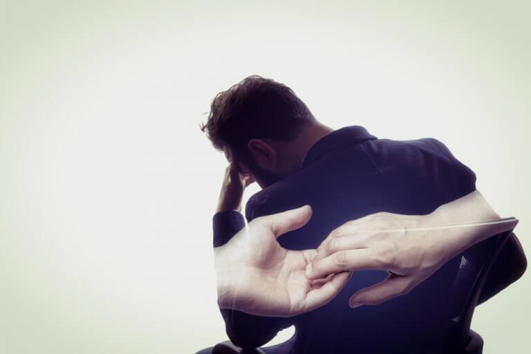 Apoio emocional dos outros