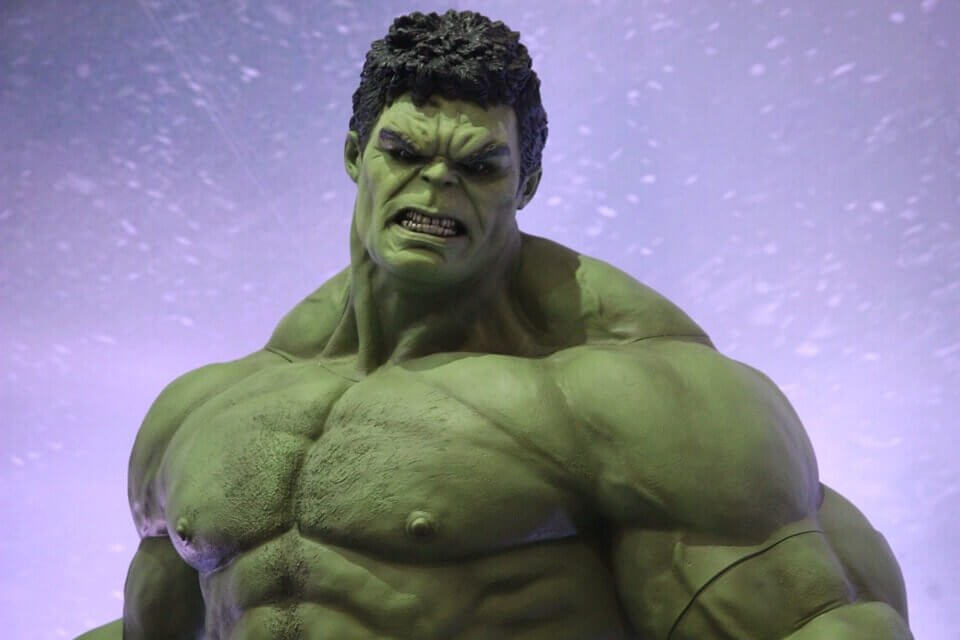 A síndrome de Hulk