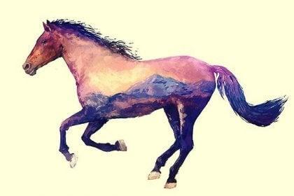 O cavalo perdido, uma fábula chinesa