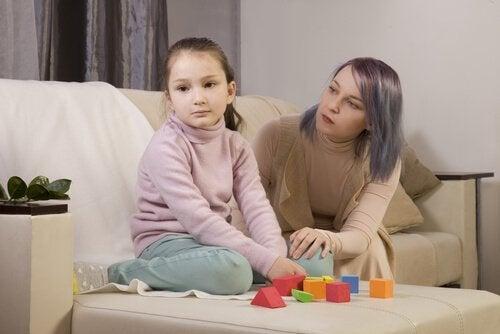 Como se relacionar com uma criança autista