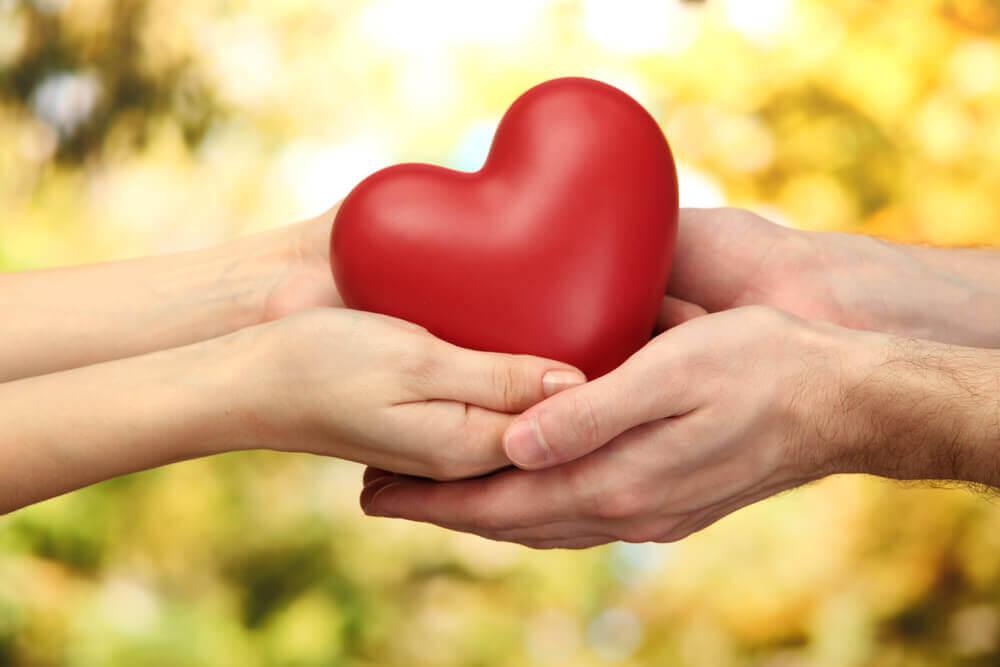 Generosidade no cuidado com os outros